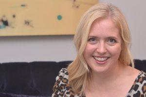 Author Kate Hilton