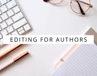 Samantha Brennan Editing for Authors