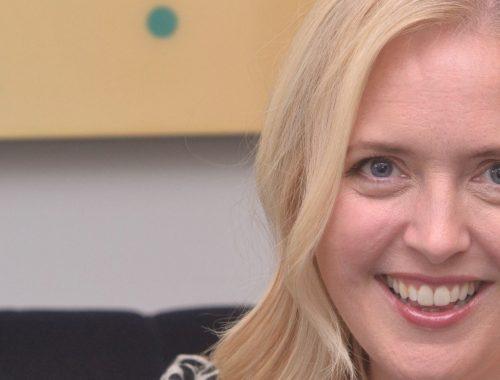 Author Kate Hilton 2