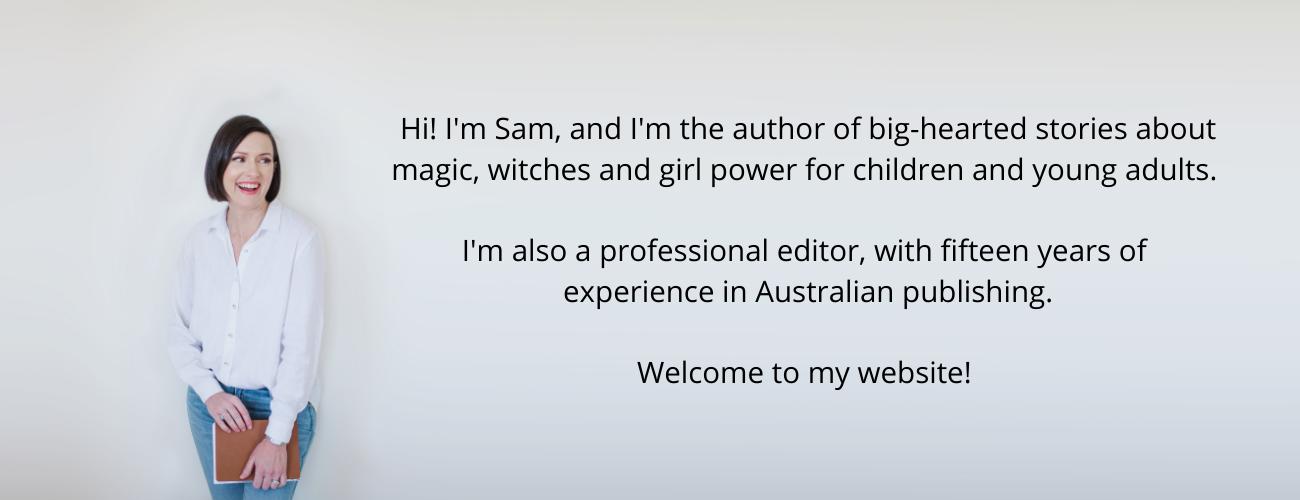 Words by Samantha Brennan Author & Editor