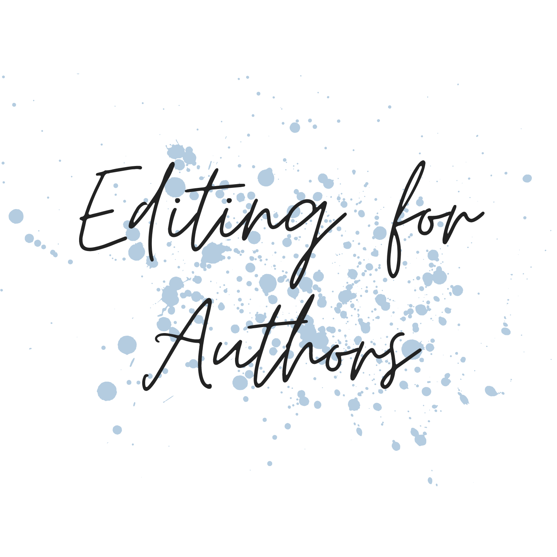 Editing for Authors Samantha Brennan Australia